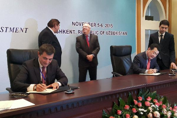 Samsung Engineering signed MOU for BTX plant in Uzbekistan