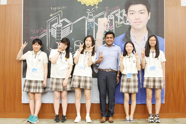 Sangil Girl's High School Mentoring Program